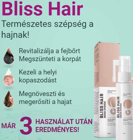 Bliss Hair in dm - milyen áron