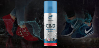 C&D Waterproof Membrane Spray